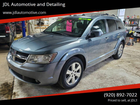 2009 Dodge Journey for sale at JDL Automotive and Detailing in Plymouth WI
