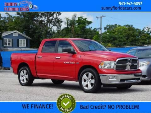 2011 RAM Ram Pickup 1500 for sale at Sunny Florida Cars in Bradenton FL
