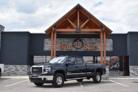 2007 GMC Sierra 2500HD for sale at JW Auto Sales LLC in Harrisonburg VA