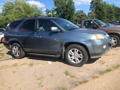 2006 Acura MDX for sale at AFFORDABLE USED CARS in Richmond VA