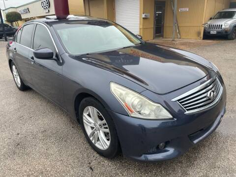 2011 Infiniti G37 Sedan for sale at Austin Direct Auto Sales in Austin TX