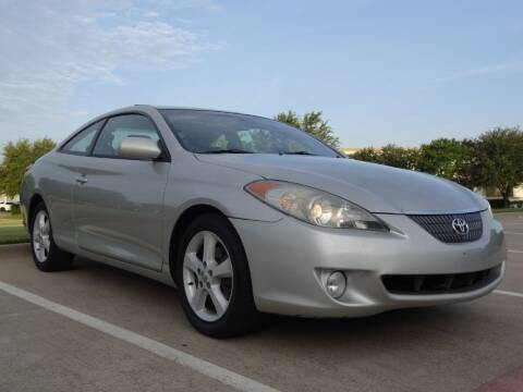 2004 Toyota Camry Solara for sale at 123 Car 2 Go LLC in Dallas TX