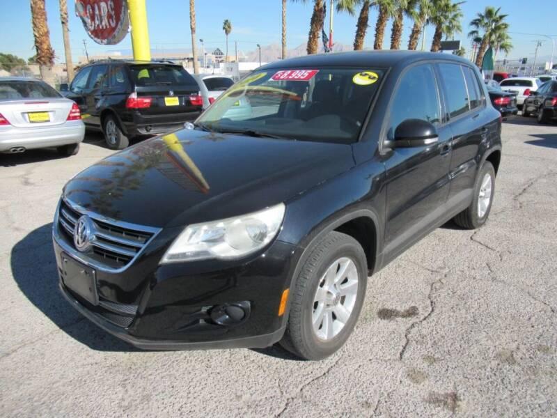 2010 Volkswagen Tiguan for sale at Cars Direct Inc in Las Vegas NV