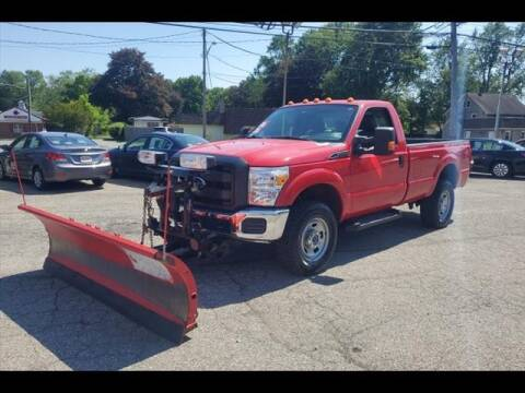 2011 Ford F-350 Super Duty for sale at Colonial Motors in Mine Hill NJ