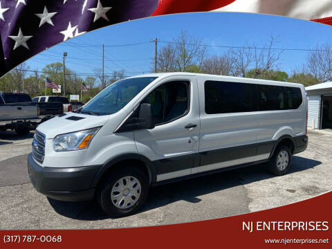 2016 Ford Transit Passenger for sale at NJ Enterprises in Indianapolis IN