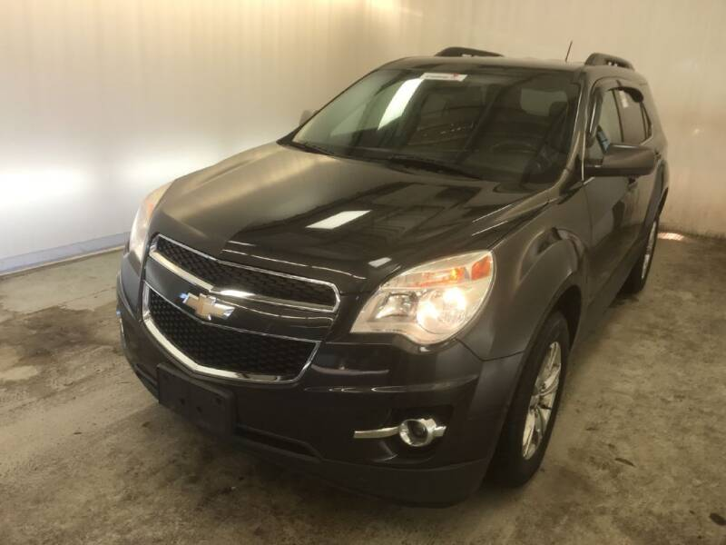 2015 Chevrolet Equinox for sale at Doug Dawson Motor Sales in Mount Sterling KY