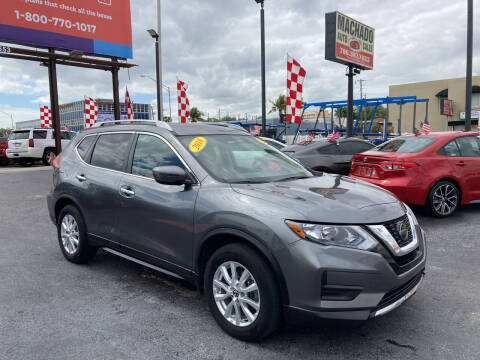 2018 Nissan Rogue for sale at MACHADO AUTO SALES in Miami FL