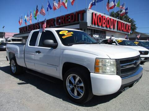 2008 Chevrolet Silverado 1500 for sale at Giant Auto Mart 2 in Houston TX