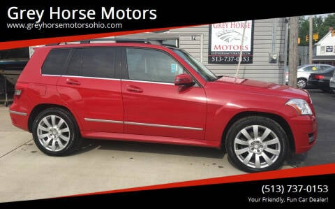 2012 Mercedes-Benz GLK for sale at Grey Horse Motors in Hamilton OH