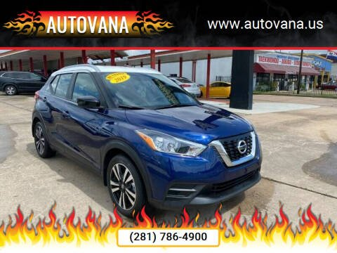2019 Nissan Kicks for sale at AutoVana in Humble TX