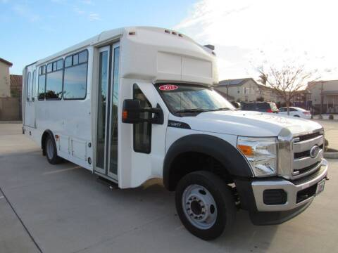 2012 Ford F-550 Super Duty for sale at 2Win Auto Sales Inc in Oakdale CA