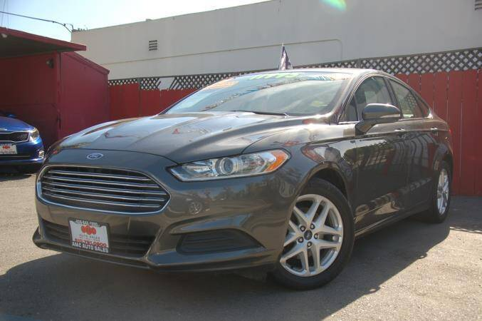 2016 Ford Fusion for sale at AMC Auto Sales Inc in San Jose CA