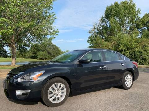 2013 Nissan Altima for sale at LAMB MOTORS INC in Hamilton AL