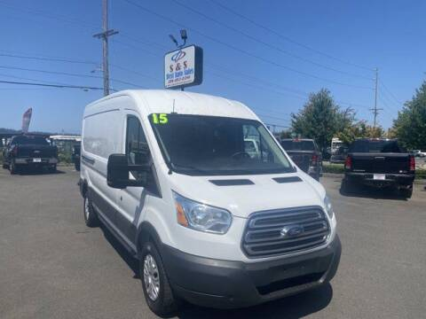2015 Ford Transit Cargo for sale at S&S Best Auto Sales LLC in Auburn WA