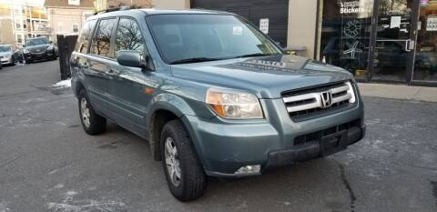 2007 Honda Pilot for sale at Motor City in Roxbury MA