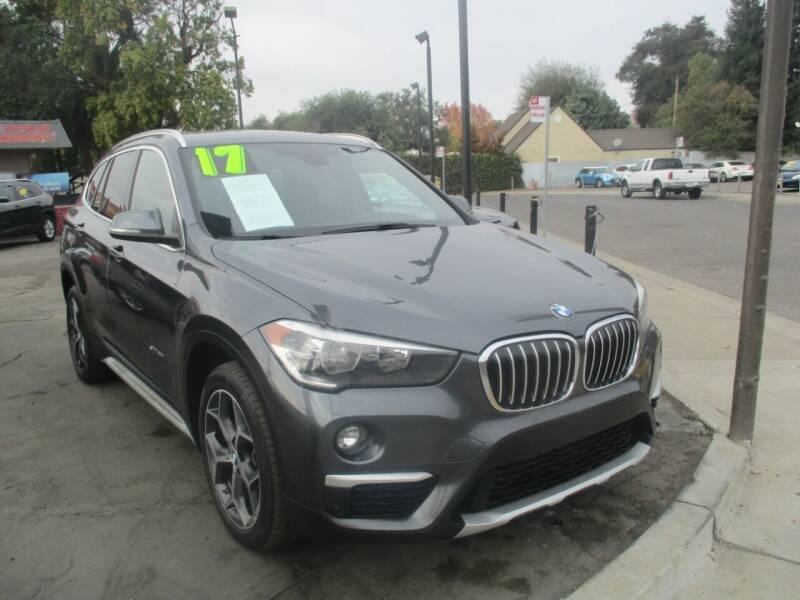 2017 BMW X1 for sale at Quick Auto Sales in Modesto CA