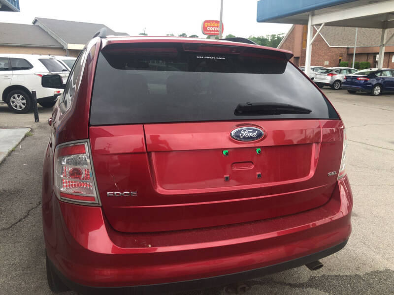 2007 Ford Edge for sale at Claremore Motor Company in Claremore OK