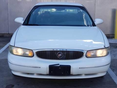 1999 Buick Century for sale at Delta Auto Alliance in Houston TX