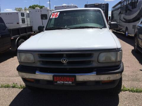 1996 Mazda B-Series Pickup for sale at Broadway Auto Sales in South Sioux City NE