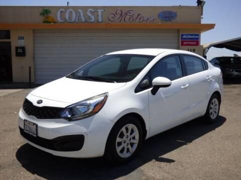2014 Kia Rio for sale at Coast Motors in Arroyo Grande CA