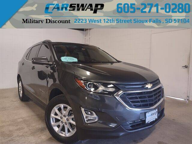 2019 Chevrolet Equinox for sale at CarSwap in Sioux Falls SD