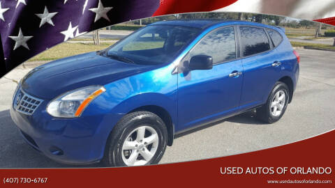 2010 Nissan Rogue for sale at Used Autos of Orlando in Orlando FL