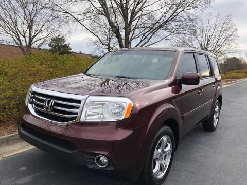 2013 Honda Pilot for sale at William D Auto Sales in Norcross GA