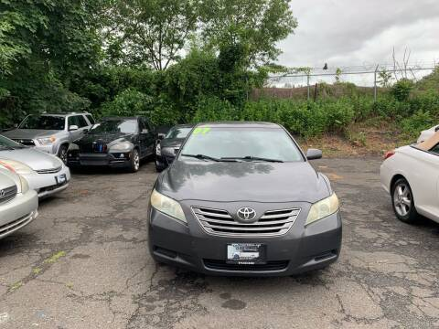 2007 Toyota Camry Hybrid for sale at 77 Auto Mall in Newark NJ