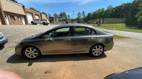 2008 Honda Civic for sale at A LOT OF USED CARS in Suwanee GA