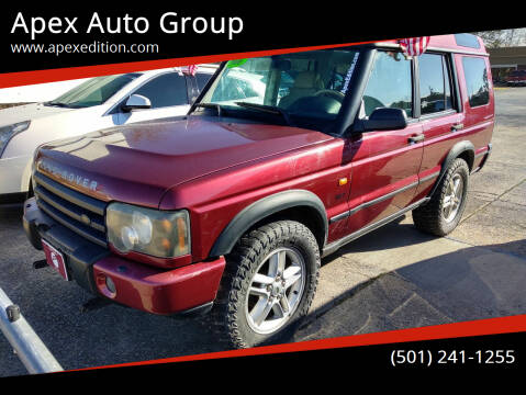 2003 Land Rover Discovery for sale at Apex Auto Group in Cabot AR