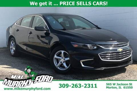 2017 Chevrolet Malibu for sale at Mike Murphy Ford in Morton IL