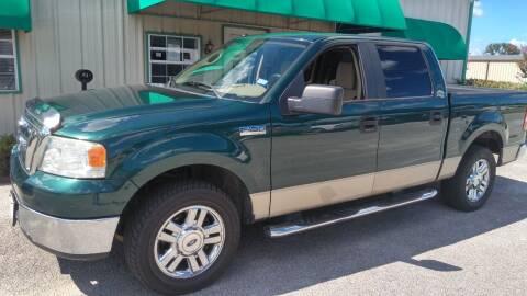 2007 Ford F-150 for sale at Haigler Motors Inc in Tyler TX