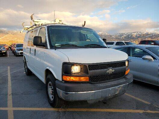 2014 Chevrolet Express Cargo for sale at Shamrock Group LLC #1 in Pleasant Grove UT
