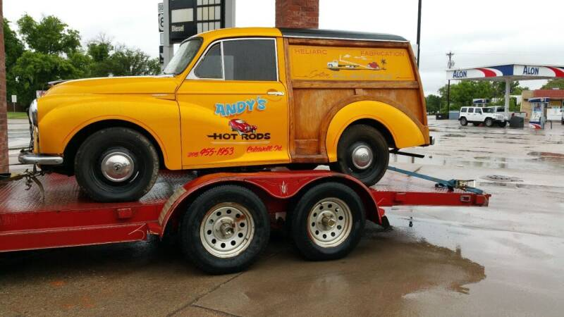 1959 Morris Minor 1000 for sale at CLASSIC MOTOR SPORTS in Winters TX