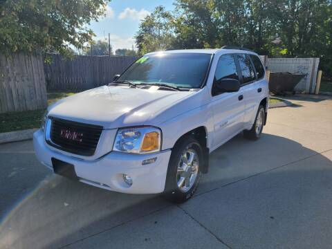 2004 GMC Envoy for sale at Harold Cummings Auto Sales in Henderson KY