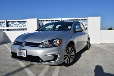 2016 Volkswagen e-Golf for sale at Dino Motors in San Jose CA