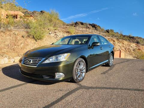2010 Lexus ES 350 for sale at BUY RIGHT AUTO SALES in Phoenix AZ