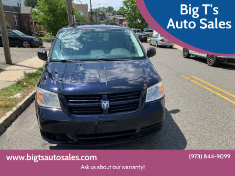 2010 Dodge Grand Caravan for sale at Big T's Auto Sales in Belleville NJ