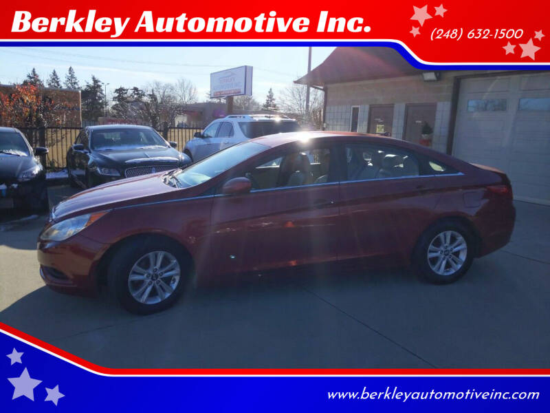 2011 Hyundai Sonata for sale at Berkley Automotive Inc. in Berkley MI