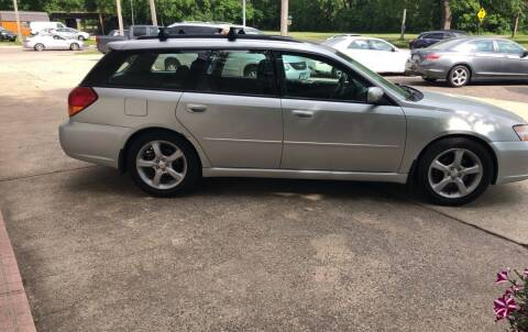 2007 Subaru Legacy for sale at Midway Car Sales in Austin MN
