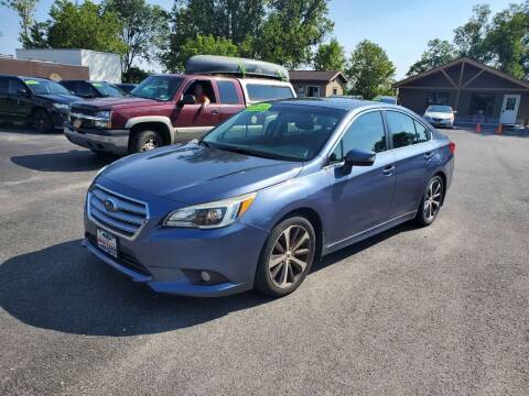 2015 Subaru Legacy for sale at Excellent Autos in Amsterdam NY