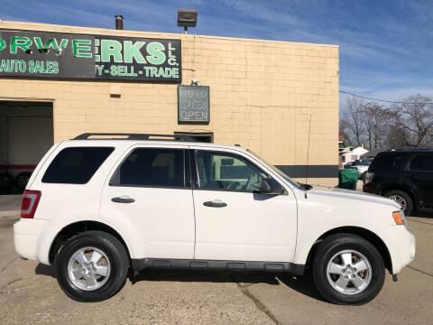 2010 Ford Escape for sale at MLD Motorwerks Pre-Owned Auto Sales - MLD Motorwerks, LLC in Eastpointe MI