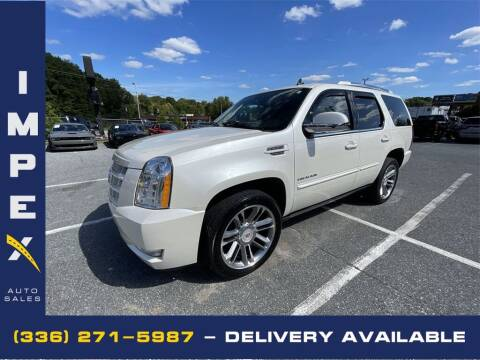 2014 Cadillac Escalade for sale at Impex Auto Sales in Greensboro NC