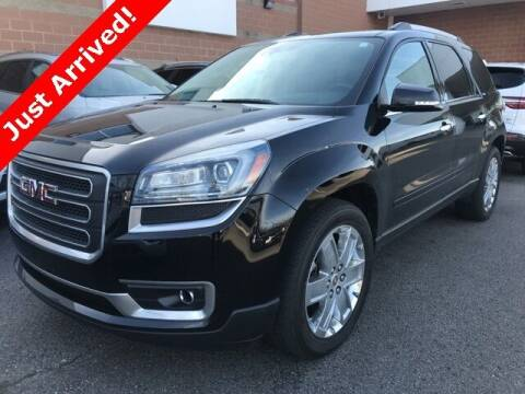 2017 GMC Acadia Limited for sale at Mark Sweeney Buick GMC in Cincinnati OH