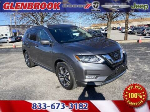 2017 Nissan Rogue for sale at Glenbrook Dodge Chrysler Jeep Ram and Fiat in Fort Wayne IN