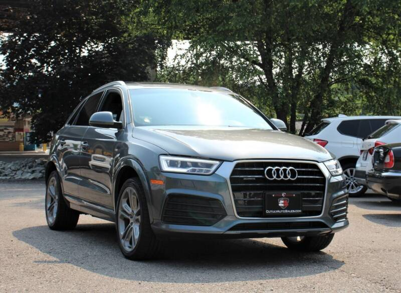 2016 Audi Q3 for sale at Cutuly Auto Sales in Pittsburgh PA