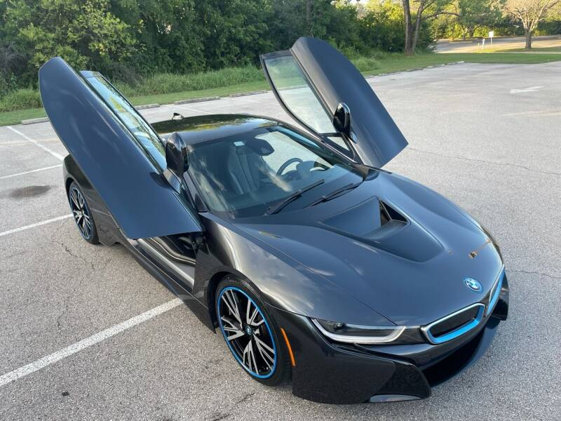 2015 BMW i8 for sale at Austin Direct Auto Sales in Austin TX