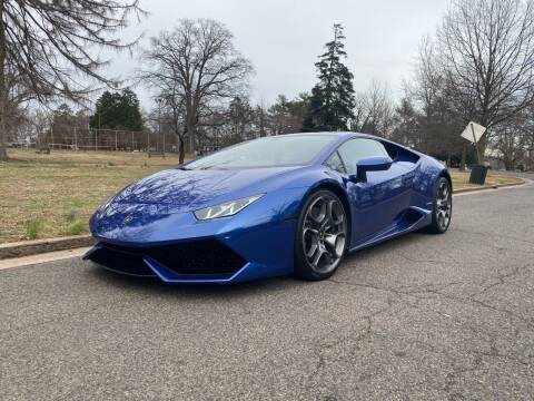 2015 Lamborghini Huracan for sale at Euro 1 Wholesale in Fords NJ