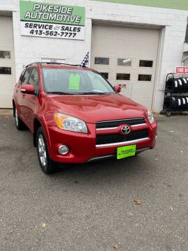 2009 Toyota RAV4 for sale at Pikeside Automotive in Westfield MA