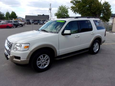 2009 Ford Explorer for sale at Ideal Auto Sales, Inc. in Waukesha WI
